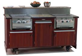 portable outdoor kitchen island custom outdoor kitchens buffets bars grills custom mobile buffets
