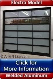 Overhead Rolling Doors Glass Roll Up And Overhead Sectional Door Specifications Arm R Lite