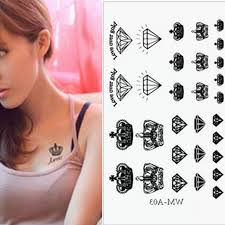 products temporary tattoo tatoo for man woman waterproof