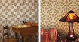 Arts And Crafts Interior Craftsman Style Wallpaper Arts U0026 Crafts Movement Bradbury