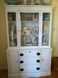 1920 S China Cabinet by Stunning Ca 1930 40 U0027s Colonial Revival China Cabinet Made And