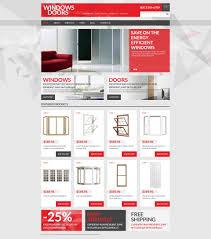 template glass door