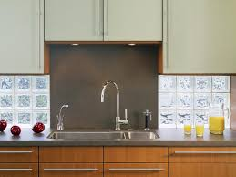 glass backsplashes for kitchens 30 trendiest kitchen backsplash materials volcanic rock kitchen