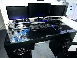 bureau ordinateur gamer racalisation et assemblage pc de pour pas