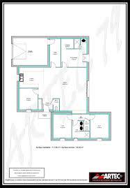 plan de maison 100m2 3 chambres plan maison plain pied 3 chambres 100m2