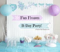 home decoration birthday party interior design fresh frozen birthday party theme decorations