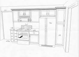 this is the plan for one wall in the new kitchen in