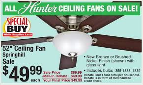menards fans on sale woah save over 50 on this ceiling fan at menards this is a killer