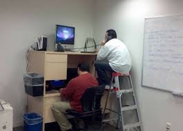 Ergonomic Office Desk Setup Is This The Worst Mac Setup Ever Humor