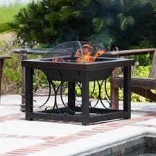 Fire Sense 61331 Ashford Cocktail Table Fire Pit Lowe S Canada