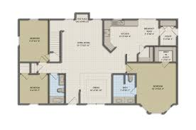 view available floor plans renderings