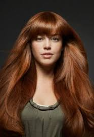 how to put red hair in on the dide with 27 pieceyoutube light golden brown put over red hair dye google search bangs