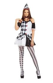 jester halloween costumes harlequin jester clown costume halloween medieval mens