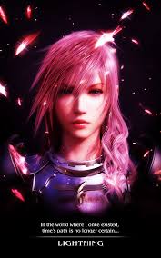 final fantasy xiii 2 lightning wallpaper by silvermooncrystal on