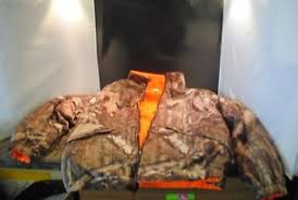 Rugged Outdoor Gear Liberty Rugged Outdoor Gear Camo Reversible Coat Jacket X Large