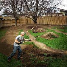 Backyard Rc Track Ideas Bmx Mtb How To Build Your Own Backyard Track Backyard Bmx