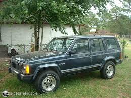 jeep cherokee green 2017 1990 jeep cherokee pioneer 4x4 id 5387