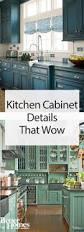 kitchen cabinet details that wow beautiful kitchen countertop