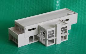 house models usa and uk universities 3d printed house models printed house