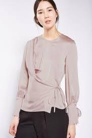 H M Draped Blouse Best 25 Wrap Blouse Ideas On Pinterest Wrap Shirt Casual