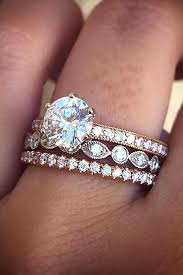 engagement ring right best 25 mismatched wedding bands ideas on
