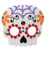 Day Of The Dead Mask Day Of The Dead Halloween Costumes Fancy Dress Ball