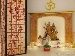 Pooja Room In Kitchen Designs by 3da Best Pooja Room Interior Decorators In Delhi And Best