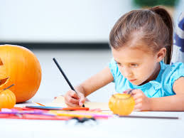 pumpkin writing paper template 195 pumpkin coloring pages for kids