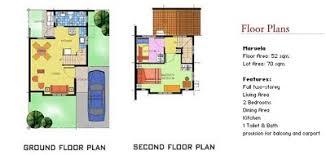 Camella Homes Drina Floor Plan Financing Scheme Camella Homes