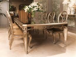 z gallerie borghese dining table striped chairs living room coral and grey kitchen dining room