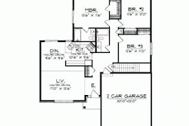 one house floor plans 20 simple floor plans one level house one bedroom cottage floor
