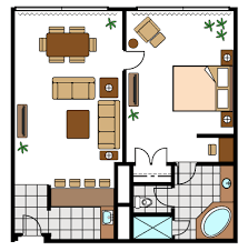 in suite plans suncoast hotel casino deluxe suites executive suite floor plan