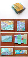 Map Wrapping Paper Uses For Old Maps Diy Projects Craft Ideas U0026 How To U0027s For Home