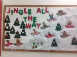 christmas toddler bulletin board toddler room pinterest