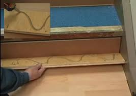 Cork Flooring Installation How To Install Cork Flooring On Stairs Floating Flooring