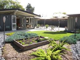 Mid Century Modern Landscaping by My Houzz A Mid Century Marvel Revived In Long Beach Modern