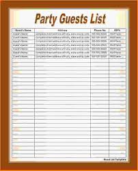 party guest list template guest list template jpg loan