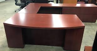 U Shaped Home Office Desk Office Desk U Shape Office Desk Executive Desks By Knoll Bow
