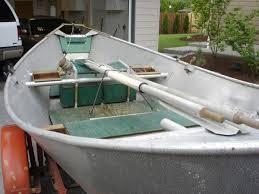 Painting Boat Interior Drift Boat Trailer And Interior Washington Fly Fishing
