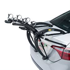 mercedes bicycle bones 3 bike trunk car rack saris