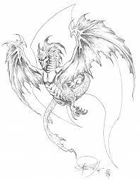 dragon pencil sketch in scott rosema u0027s scott rosema artwork comic