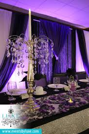 Elegant Halloween Wedding Ideas by Best 20 Purple Black Wedding Ideas On Pinterest Halloween