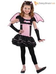 Boys Girls Fancy Dress Halloween Party Horror Costume Trick Treat