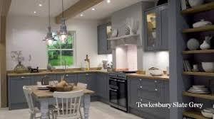 navy blue kitchen cabinets howdens tewkesbury slate grey shaker style kitchen