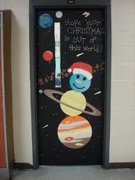 door decorations for christmas christmas door decorating contest and the science took