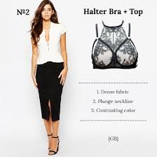 style guide high neck halter bra in your gb