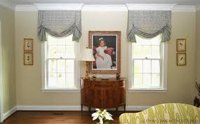 before and after ridge living room window treatments dream