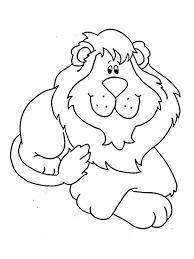 cute lion doll coloring color luna