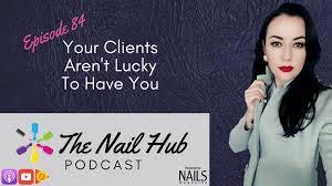 the nail hub podcast