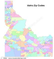Zip Code Map Mesa Az by Idaho Zip Code Maps Free Idaho Zip Code Maps